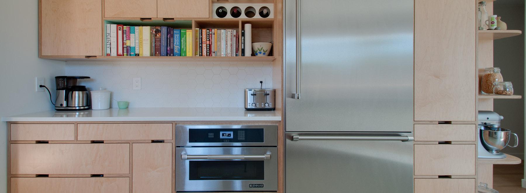 Kerf Design Work: Kitchen
